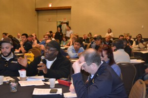 UFCW meatpacking and food processing workers attended national chain and safety and health meetings in Omaha, Neb., last week.
