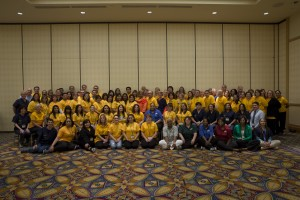 UFCW members attended workshop trainings at the annual Union Delegate Conference for Kaiser Permanente workers.