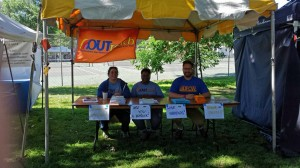 Members of Local 1189 celebrate Pride in the Twin Cities.