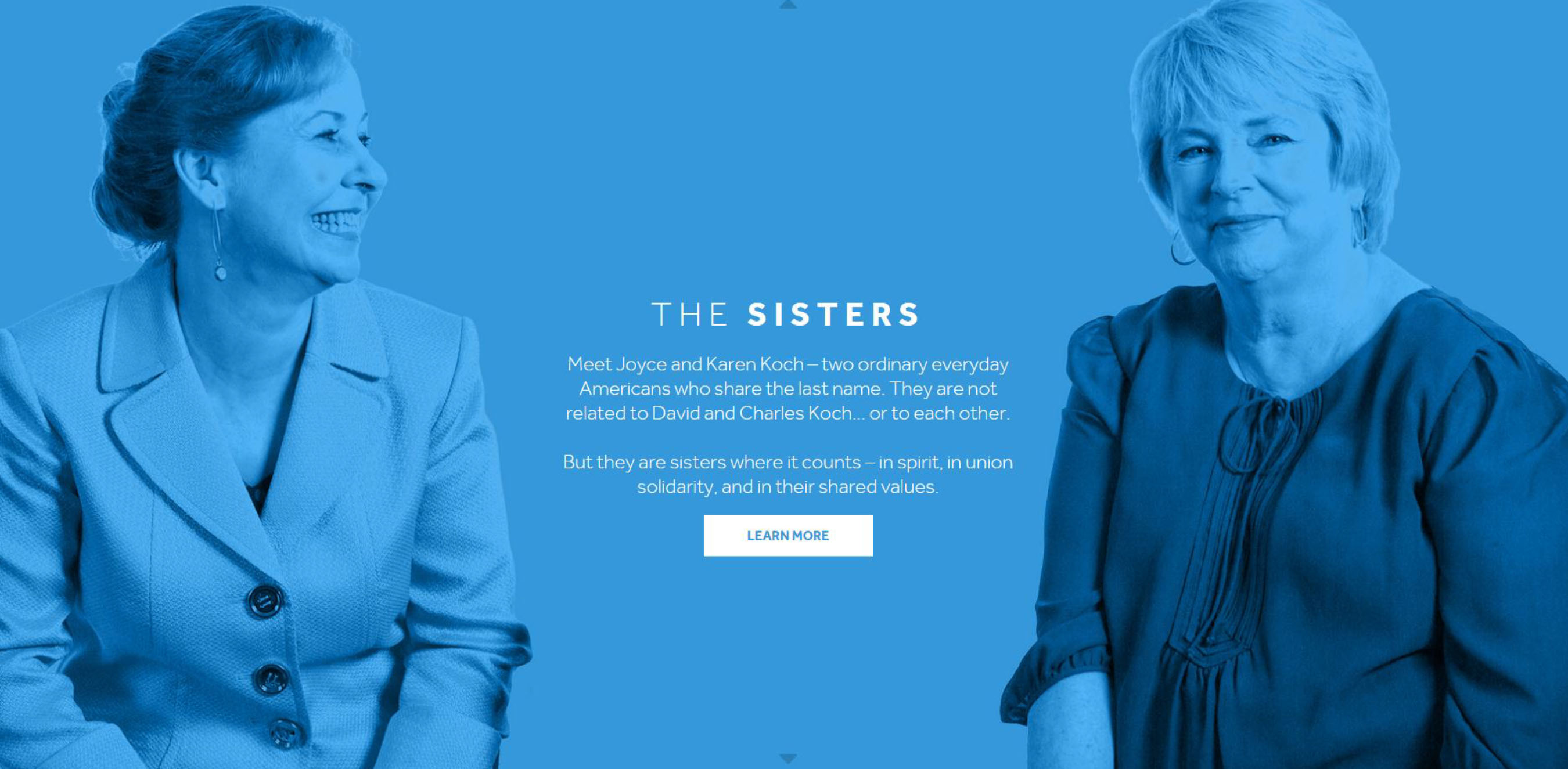 AFL-CIO Introduces The Koch Sisters Campaign