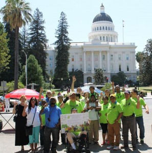 OUR Walmart CA Lobby Day