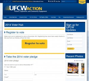 Voter Site