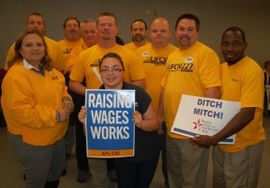 UFCW Members in Kentucky
