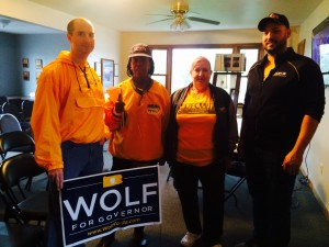 LV Walk for Wolf, Beyer, and Powell