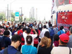 Protest in Mx 1