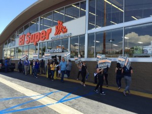 El Super Picket Line