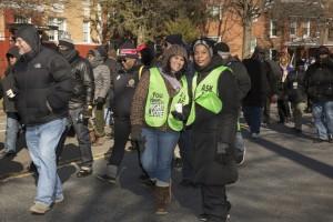 MLK DC Parade