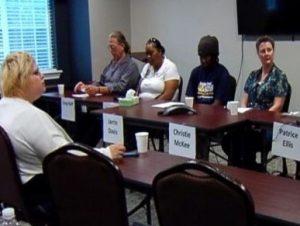 Walmart Worker Panel in Bentonville