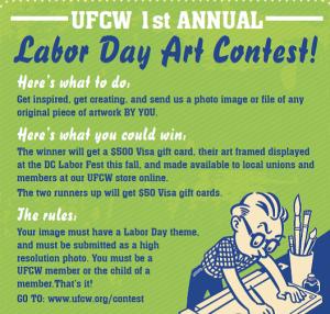 Labor Day Contest