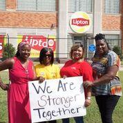 Lipton Tea Workers--Local 400