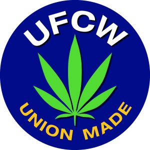 UFCW Cannabis Logo